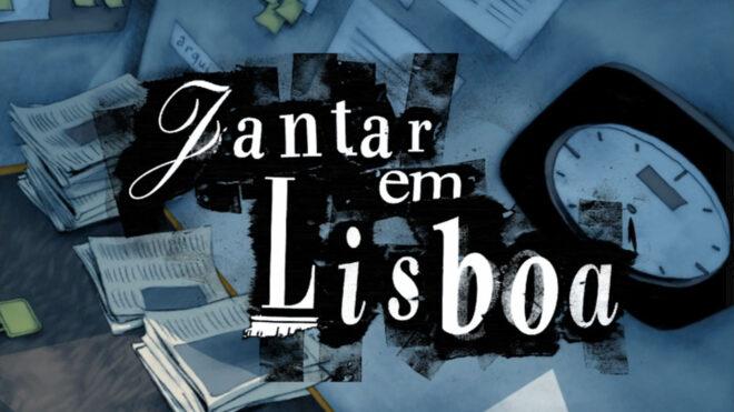 Jantar em Lisboa